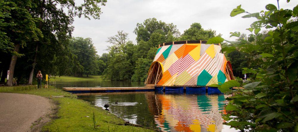 Sonsbeek exhibition tent